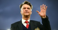 Louis van Gaal: Will wave goodbye at the end of the season?