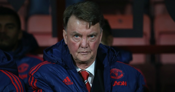 Louis van Gaal: Reflects on another disappointing result