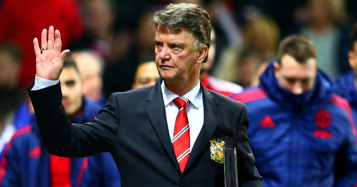 Louis van Gaal: Comes in for more criticism of Man United's style