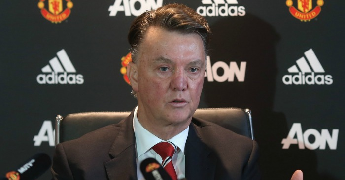Louis van Gaal: Manager under pressure at Old Trafford