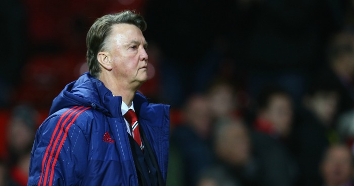 Louis van Gaal: Manager saw his side held to goalless draw