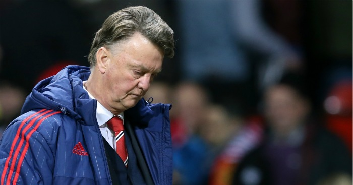 Louis van Gaal: Defends United's achievements this season