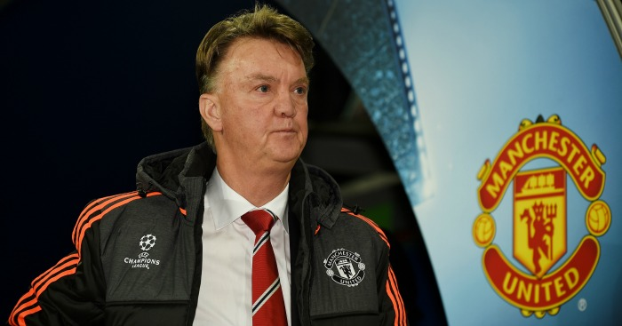 Louis van Gaal: Pointed to Manchester United's overall progress