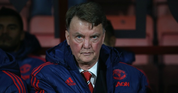 Louis van Gaal: Could add a striker to his ranks