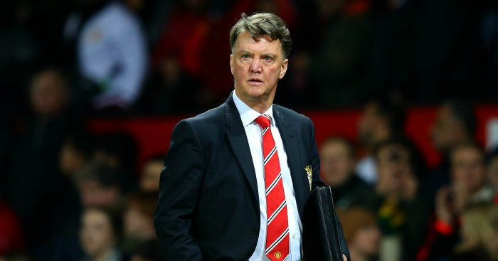 Louis van Gaal: Has 'taken everything good' from Manchester United