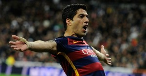 Luis Suarez: Linked with shock Manchester United move