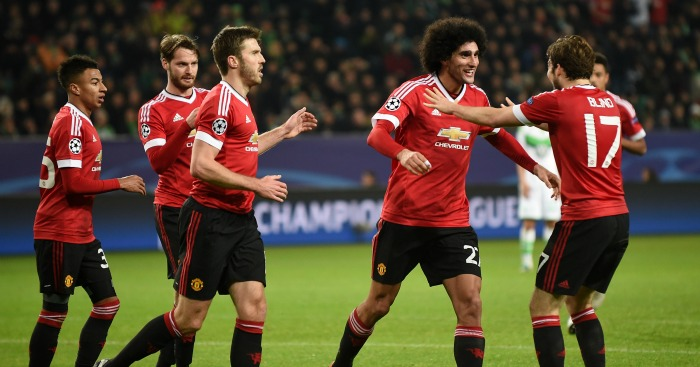 Manchester United: Backed to win at Bournemouth by Mark and Alex