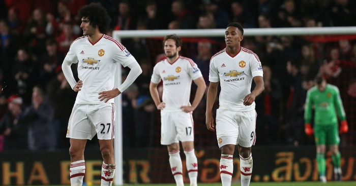 Manchester United: Not title contenders, says Martin Lipton