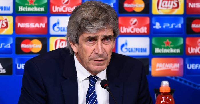 Manuel Pellegrini: Ready for trip to the Bernabeu