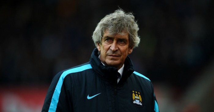 Manuel Pellegrini: Focusing on his job at Man City
