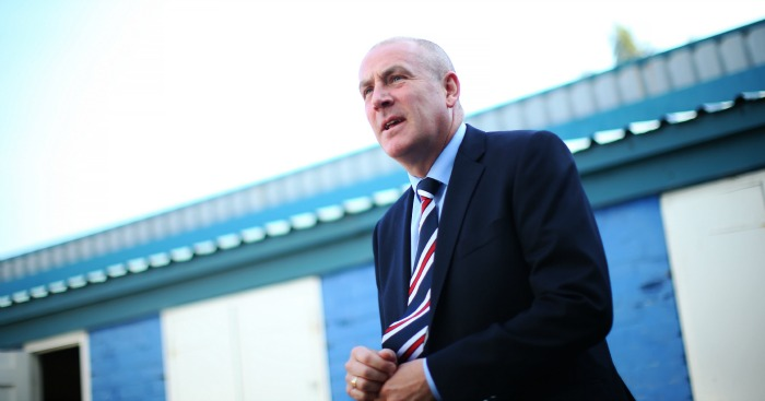 Mark Warburton: Rangers manager ruled out taking over at Fulham