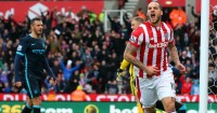 Marko Arnautovic: Has scored in both of his games against West Ham