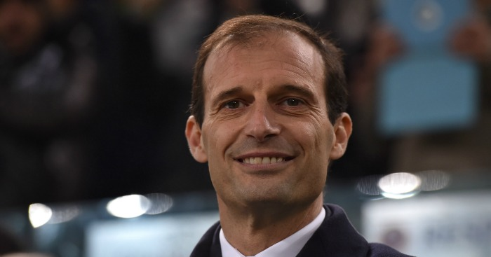 Massimo Allegri: Linked with Chelsea vacancy
