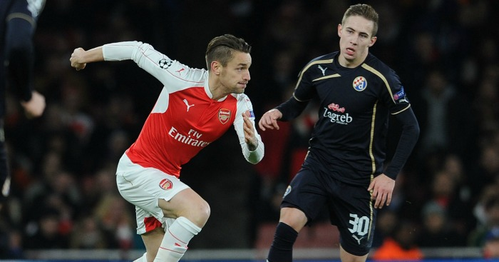 Mathieu Debuchy: Defender has made six starts this term
