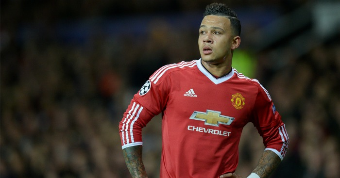 Memphis Depay: Keen to knuckle down next season