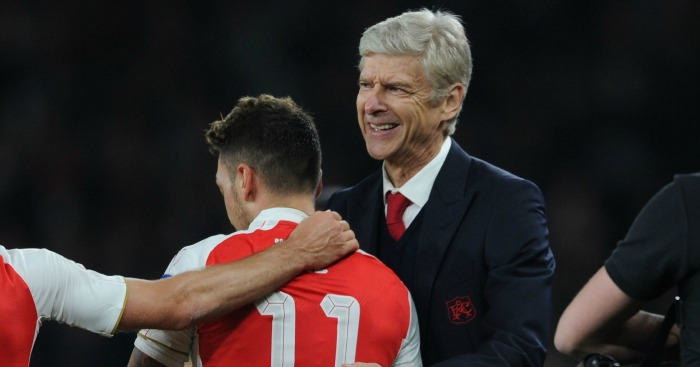 Arsene Wenger: Says top players now want to stay at Arsenal