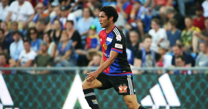 Mohamed Elneny: Midfielder set for Arsenal move
