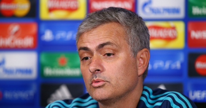 Jose Mourinho: Left the Bridge on Thursday
