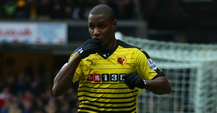 Odion Ighalo: Watford striker expected to face Aston Villa