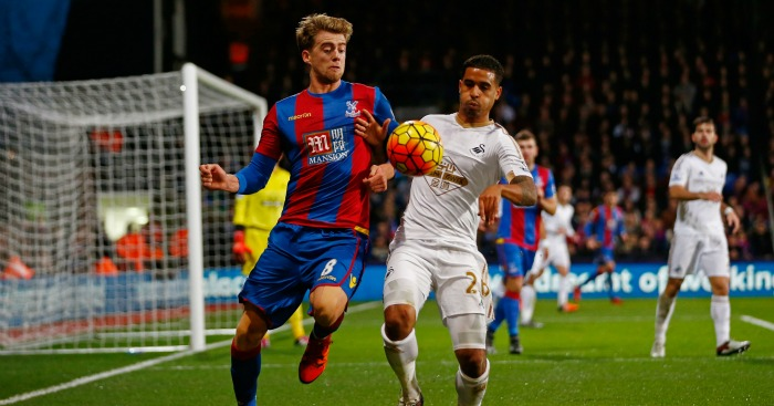 Patrick Bamford: Striker made only two starts for Palace