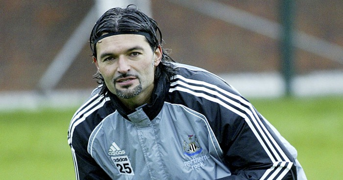 Pavel Srnicek: Former Newcastle United goalkeeper has passed away