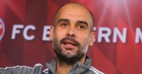 Pep Guardiola: Heading for Man City this summer