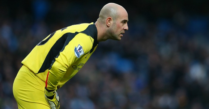 Pepe Reina: Napoli goalkeeper linked with Liverpool return