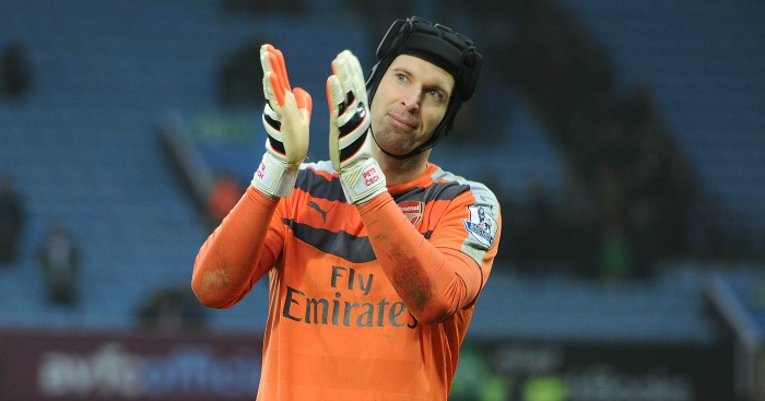 BIRMINGHAM, ENGLAND - DECEMBER 13: of Arsenal during the Barclays Premier League match between Aston Villa and Arsenal at Villa Park on December 13, 2015 in Birmingham, England. (Photo by Stuart MacFarlane/Arsenal FC via Getty Images)