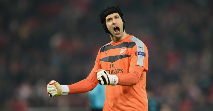 Petr Cech: On the brink of clean sheet record