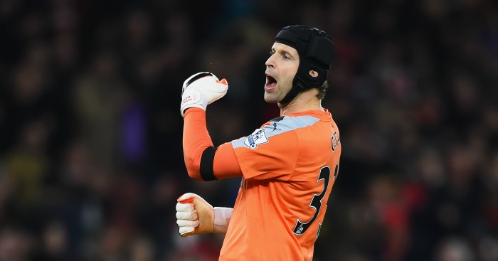 Petr Cech: Goalkeeper has 17 Premier League clean-sheets