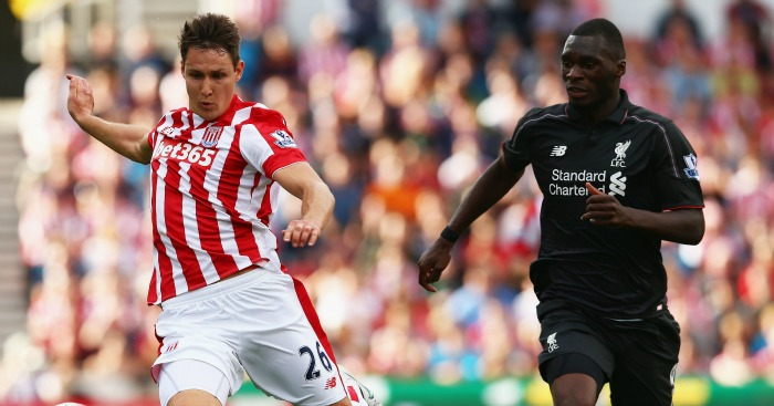 Stoke: Will tackle Liverpool in League Cup semi-finals
