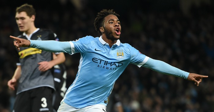 Raheem Sterling: Joined Man City for £44m