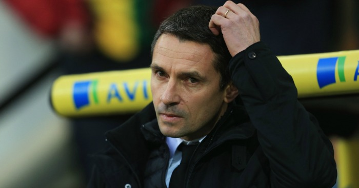 Remi Garde: Struggling to sign players