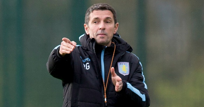 Remi Garde: Set to be sacked early as Aston Villa manager