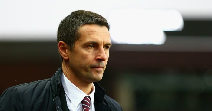 Remi Garde: Manager's side currently bottom of Premier League