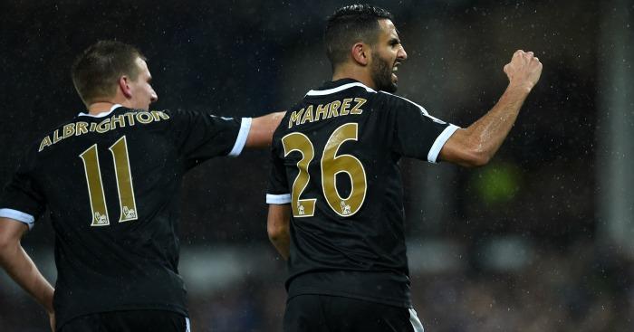 Riyad Mahrez: Scored two penalties