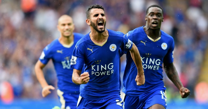 Riyad Mahrez: Brands transfer rumour mill crazy