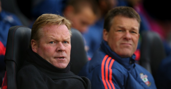 Ronald Koeman: Saints struggling for form at present