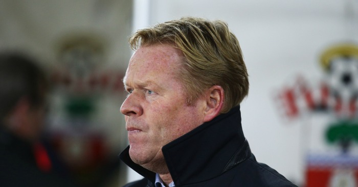 Ronald Koeman: Manager delighted with 4-0 victory