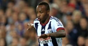 Saido Berahino: West Brom striker linked with Tottenham