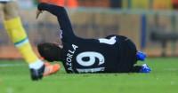 Santi Cazorla: Picked up knee injury at Norwich