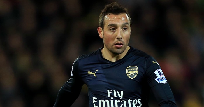 Santi Cazorla: Linked with Arsenal exit