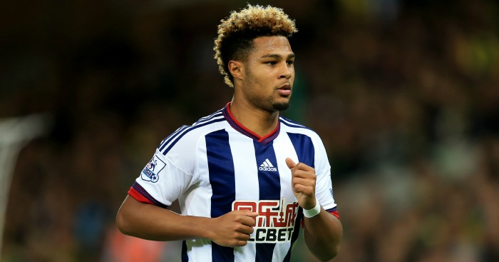 Serge Gnabry: On-loan West Brom winger
