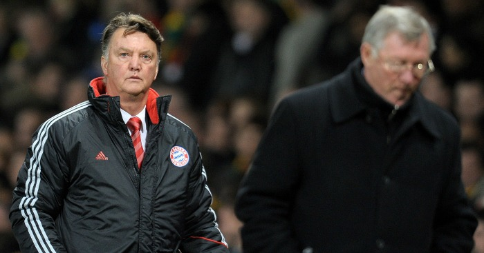 Louis van Gaal: Under increasing pressure at Manchester United