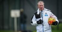 Steve McClaren: Took training on Wednesday morning