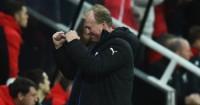 Steve McClaren: Celebrates Newcastle United's win over Liverpool