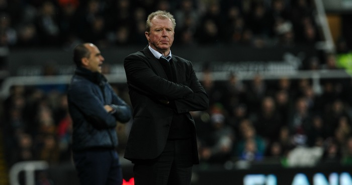 Steve McClaren: Manager's side remain in relegation zone