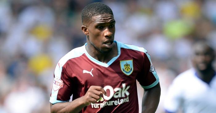 Tendayi Darikwa: Has impressed since moving to Burnley