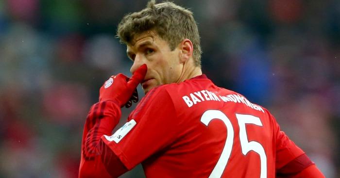 Thomas Muller, Bayern Munich1