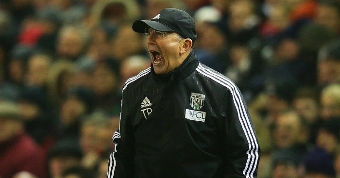Tony Pulis: Played down his disagreement with Jurgen Klopp